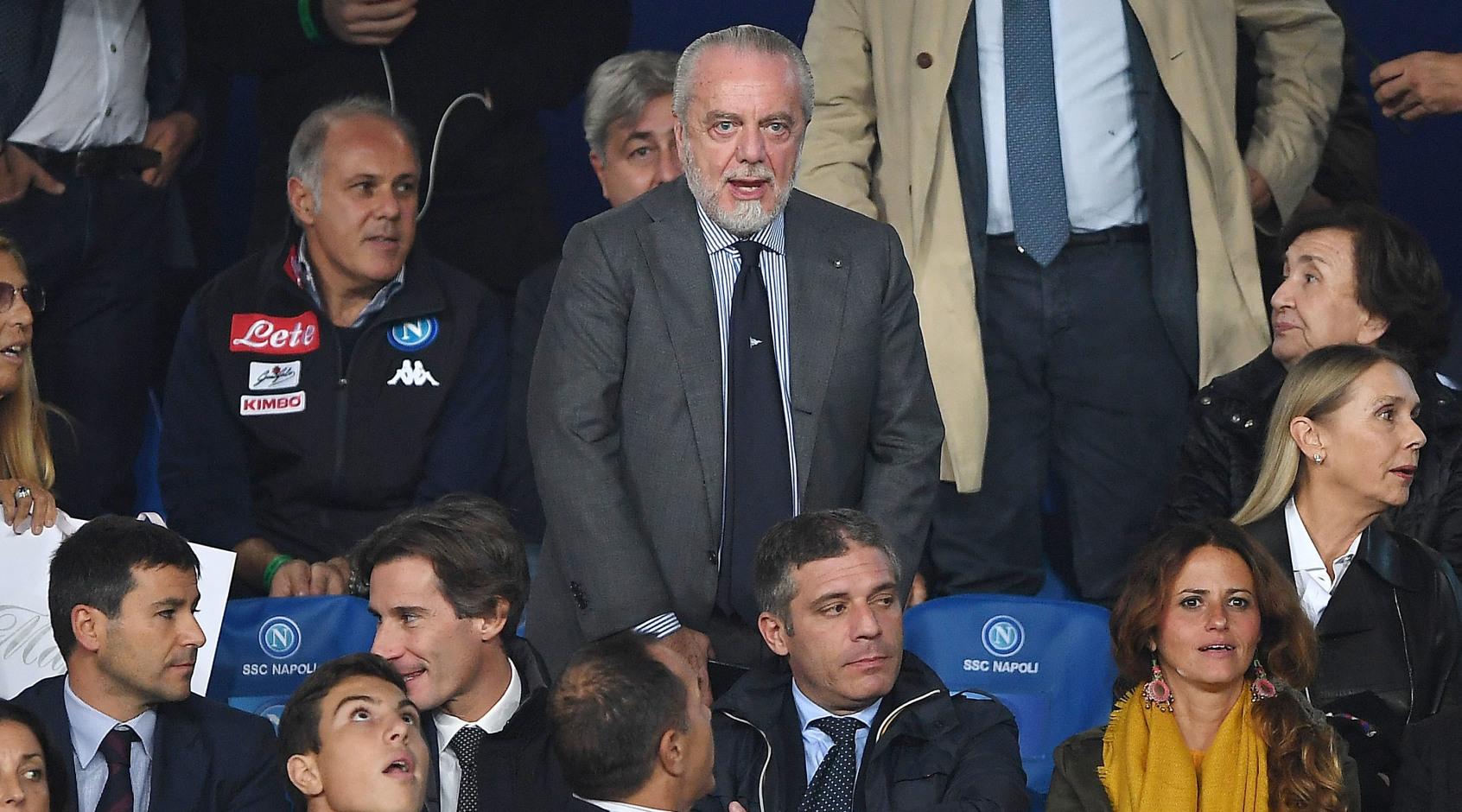 La Gazzetta dello Sport: Аурелио Де Лаурентис хочет уволить Гаттузо и вернуть Анчелотти