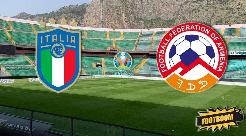 Италия - Армения. Анонс и прогноз матча