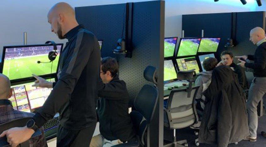 VAR исправил 70% явных судейских ошибок в чемпионате Франции