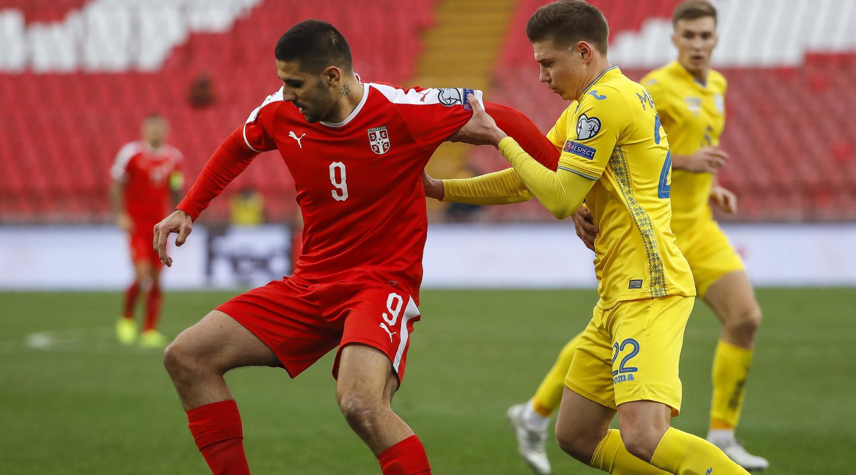 """Александар Митрович: """"Украина забила случайный гол на последних секундах и избежала поражения"""""""