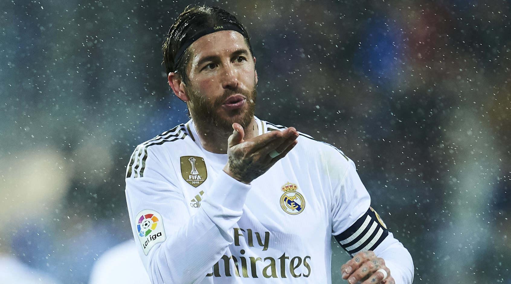 """Серхио Рамос: """"После очень трудного вечера в Мадриде я вижу только два варианта"""""""
