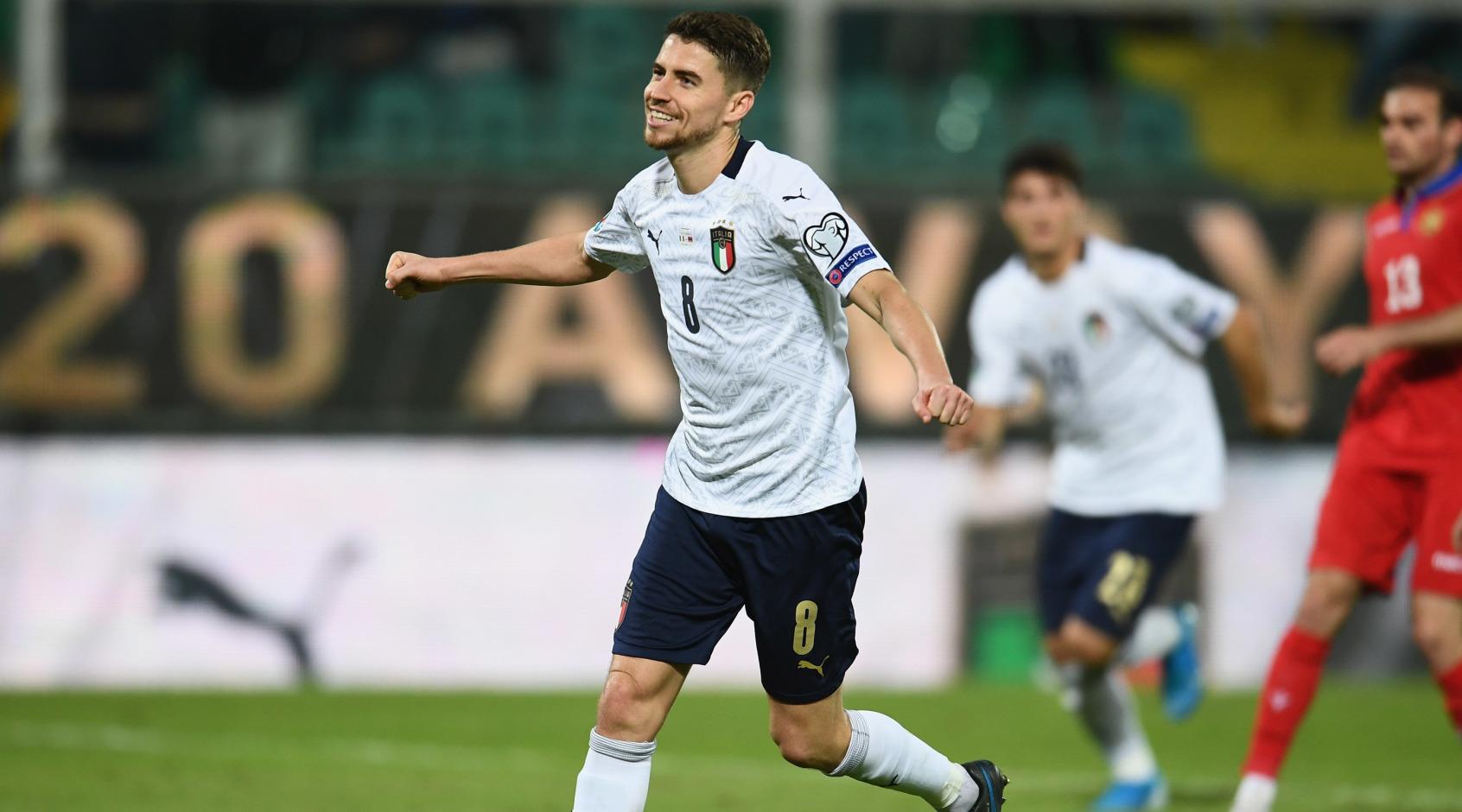 """Жоржиньо: """"Возможно, в этой сборной Италии есть частичка Бразилии"""""""
