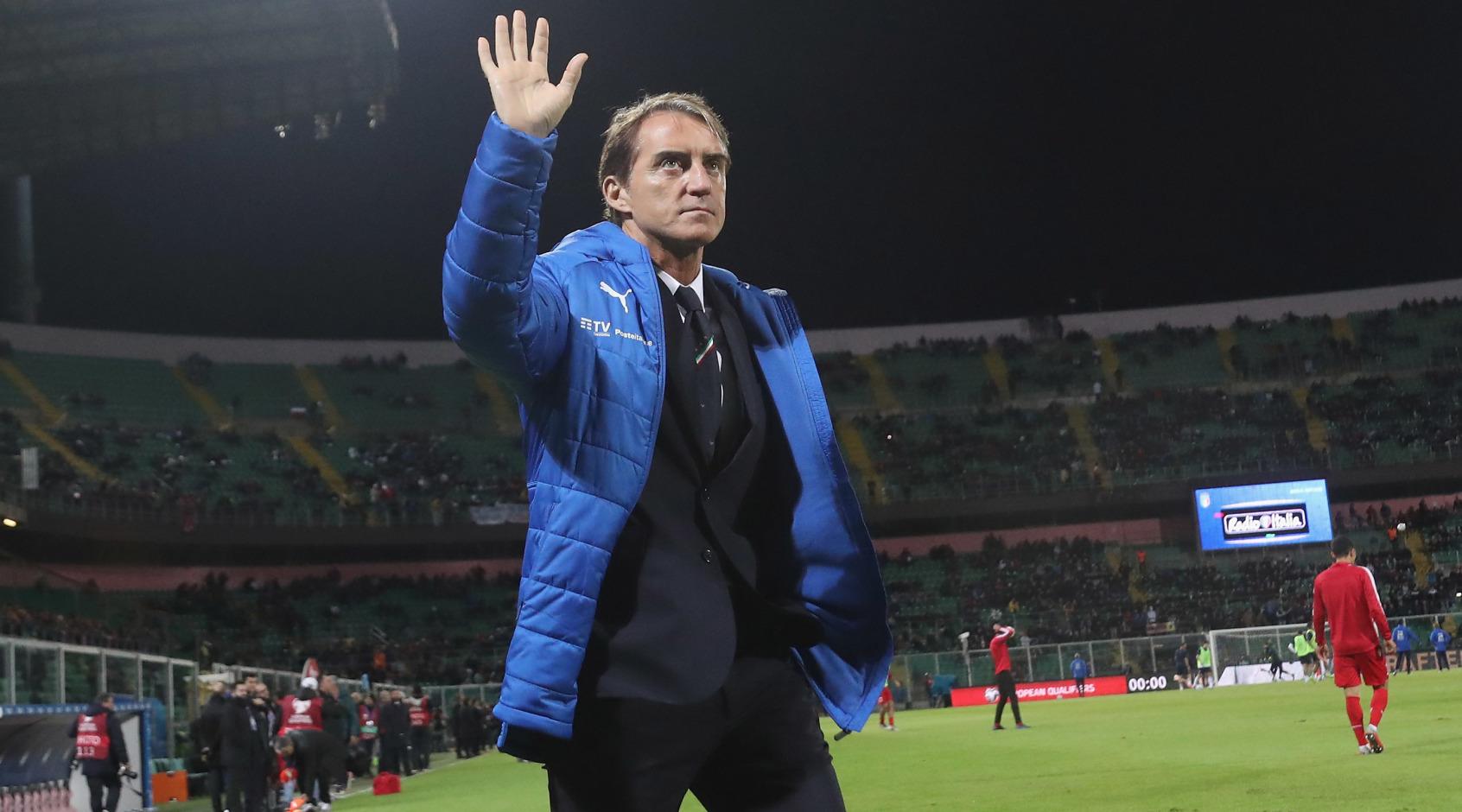 Италия вернулась в когорту топ-сборных