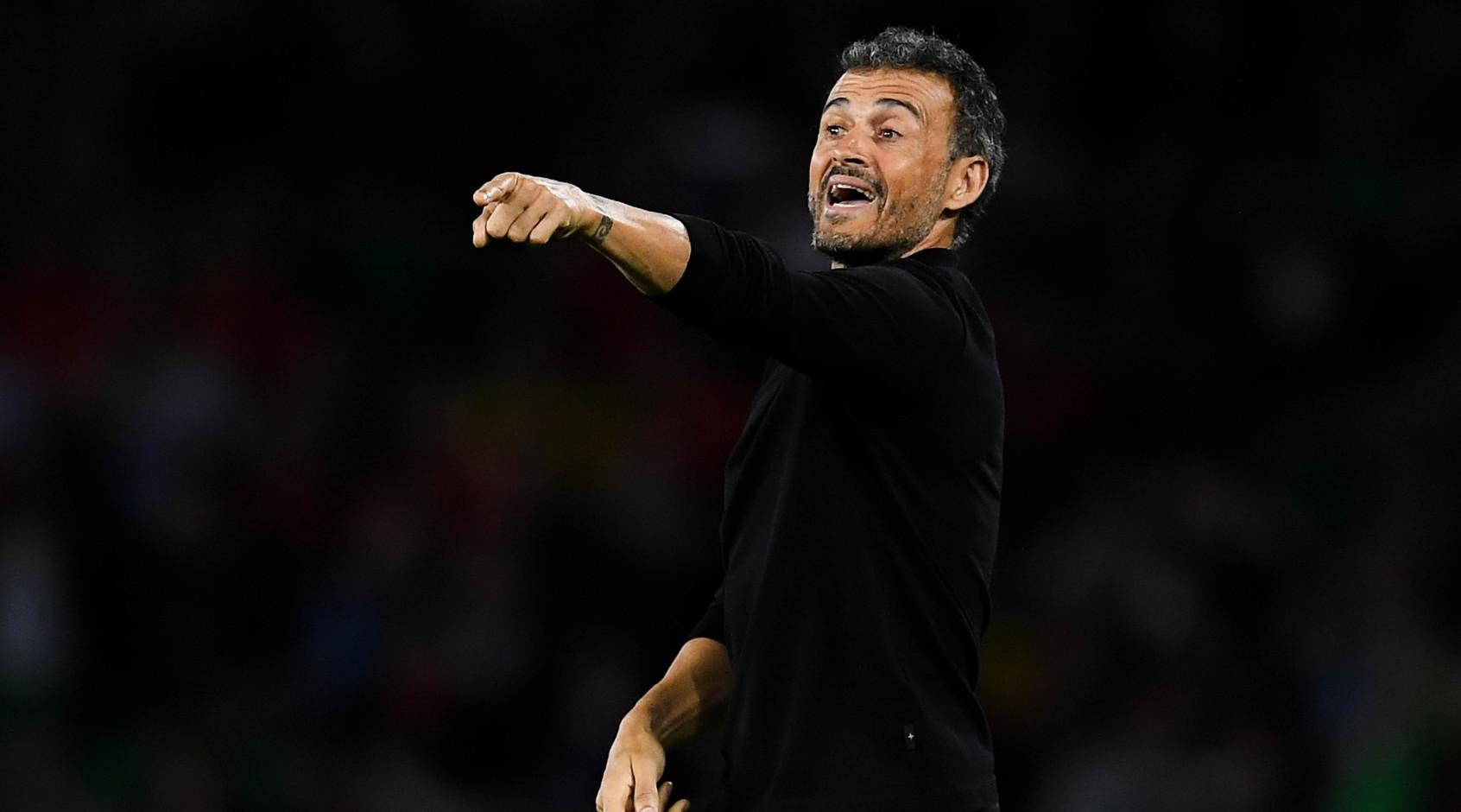 Официально: Луис Энрике возглавил сборную Испании