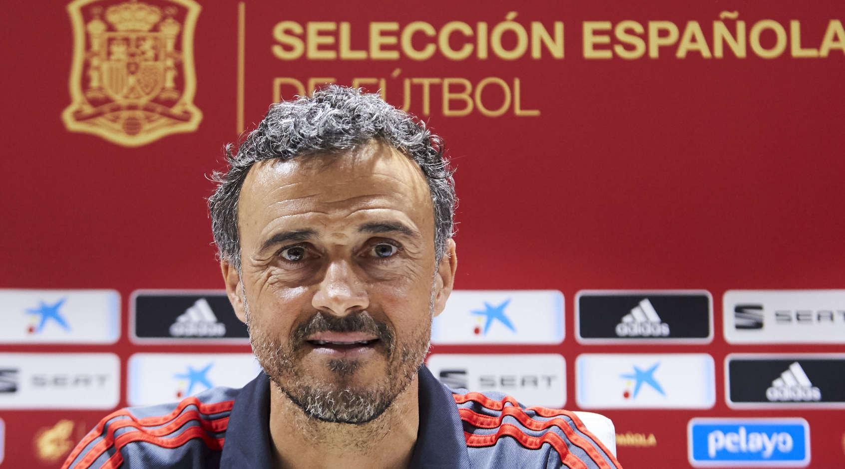 Возвращение Луиса Энрике в сборную Испании превратилось из фиесты в кризис