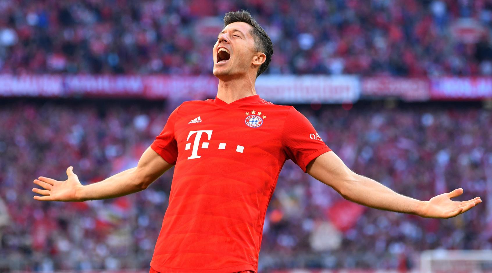 Роберт Левандовски признан лучшим игроком 5-го тура Лиги чемпионов