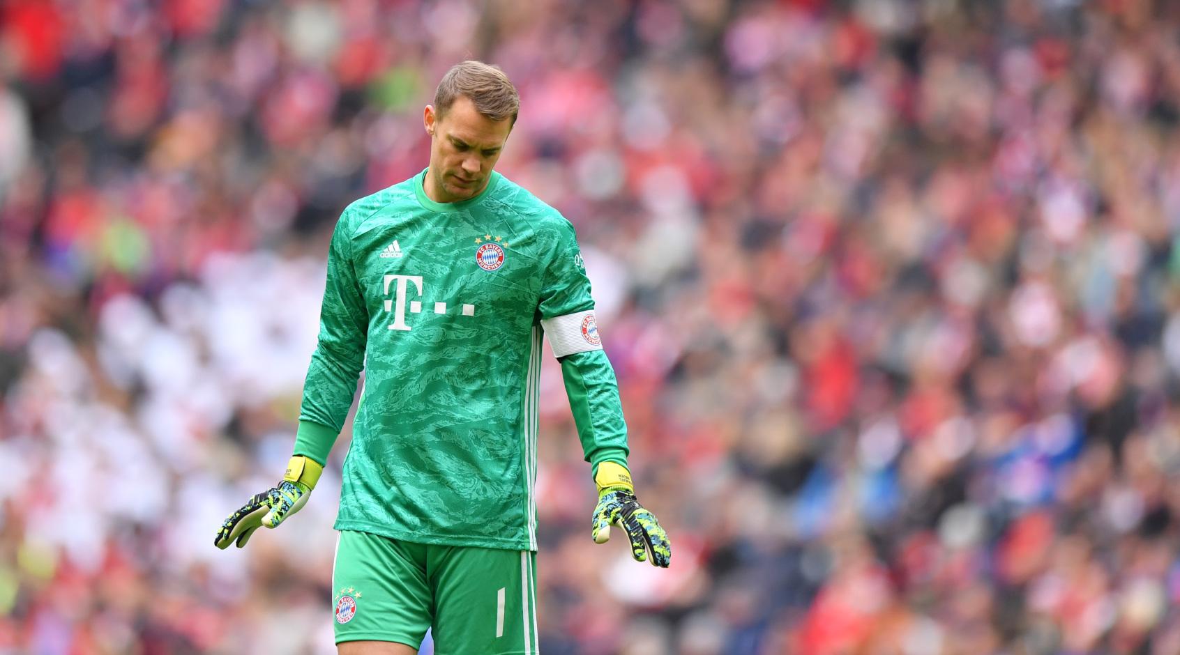 """""""Бавария"""" и агент Мануэля Нойера неудачно завершили переговоры о новом контракте голкипера"""
