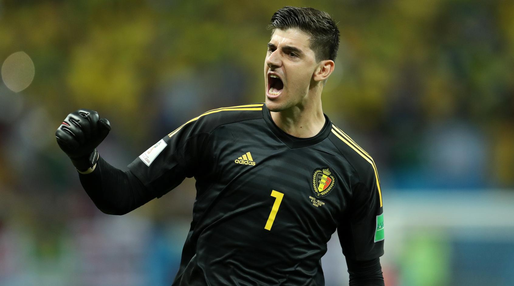 Шанс для Лунина: Куртуа покинул расположение сборной Бельгии из-за травмы
