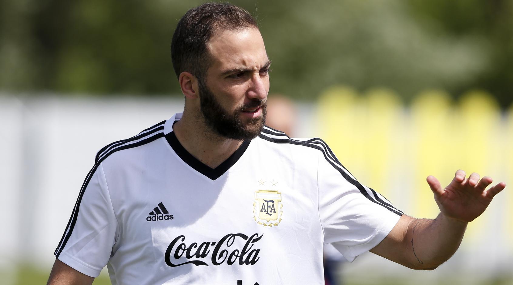 Гонсало Игуаин может продолжить карьеру в MLS