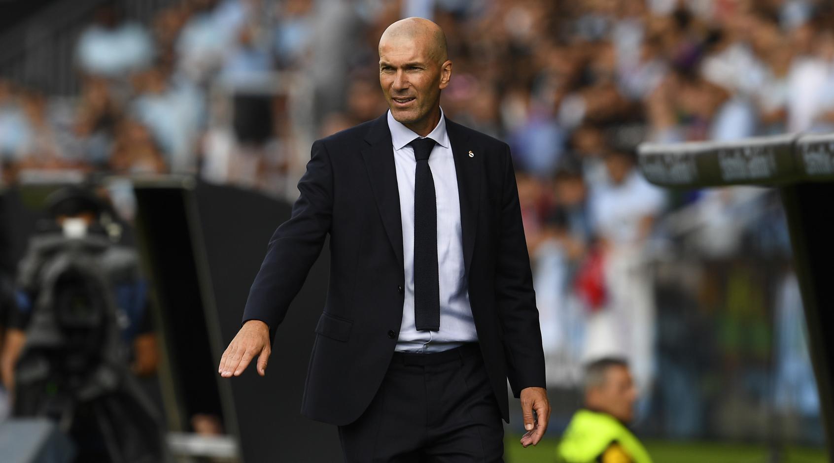 """""""Реал"""": стала известна реакция Зидана на выходку Бэйла с флагом"""