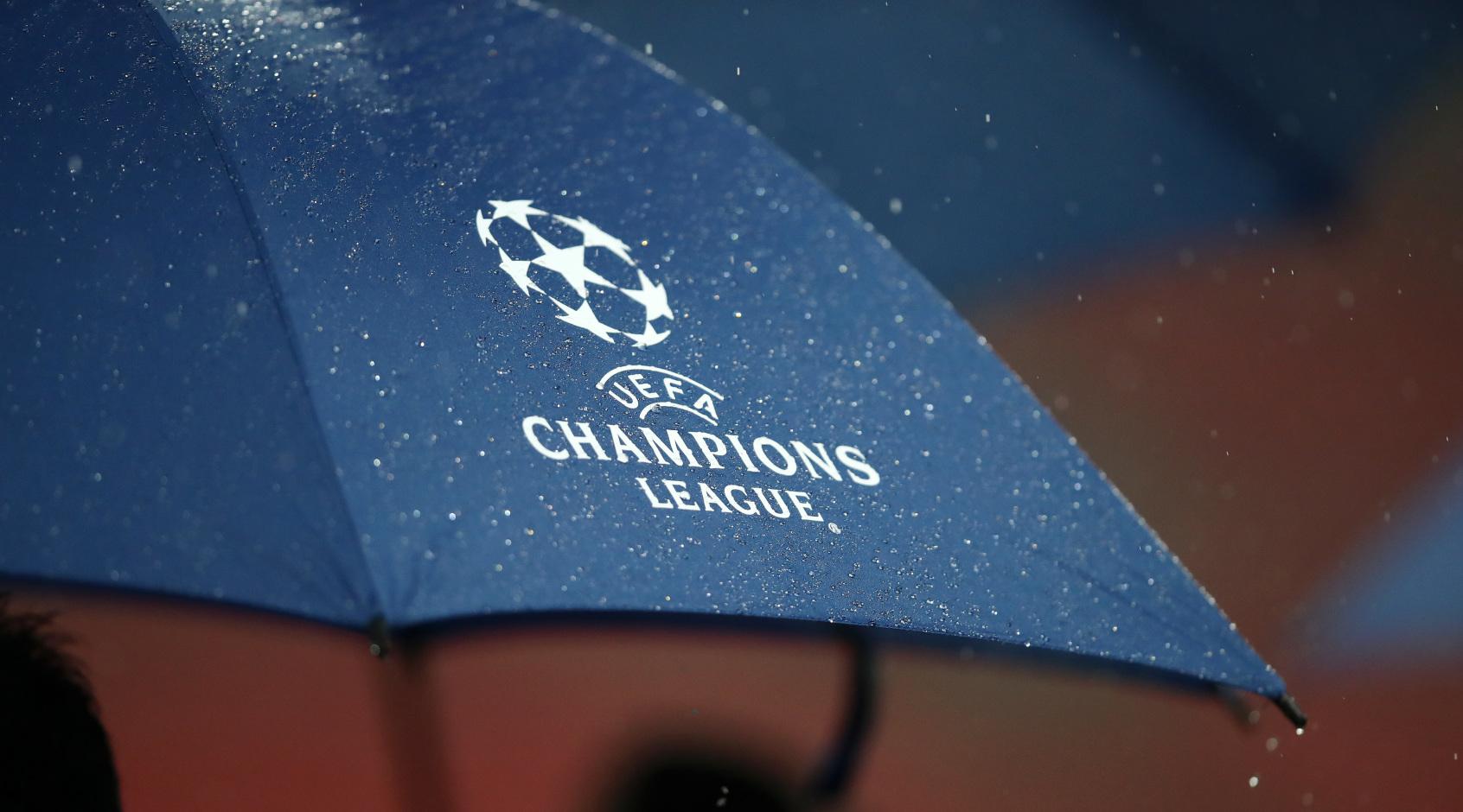 """Лигу чемпионов могут доиграть в """"формате четырех"""""""
