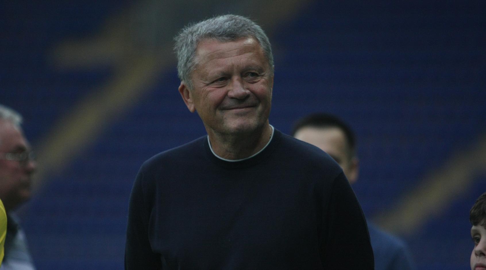 Мирон Маркевич ведет переговоры с одним из клубов казахстанской премьер-лиги