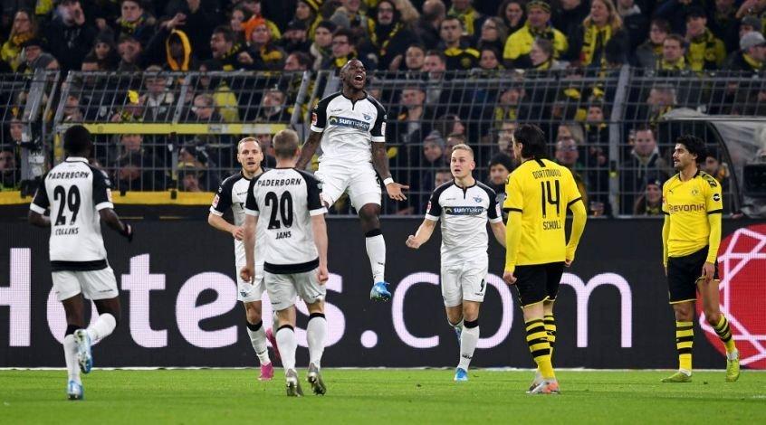 Чемпионат Германии, 12-й тур. Мамбу любим мы все