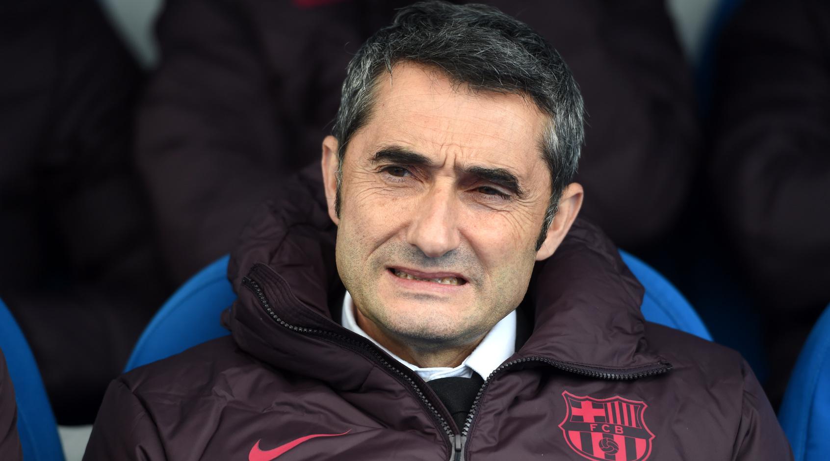 """""""Мой этап в качестве тренера """"Барселоны"""" подошёл к концу"""", - Вальверде написал прощальное письмо"""