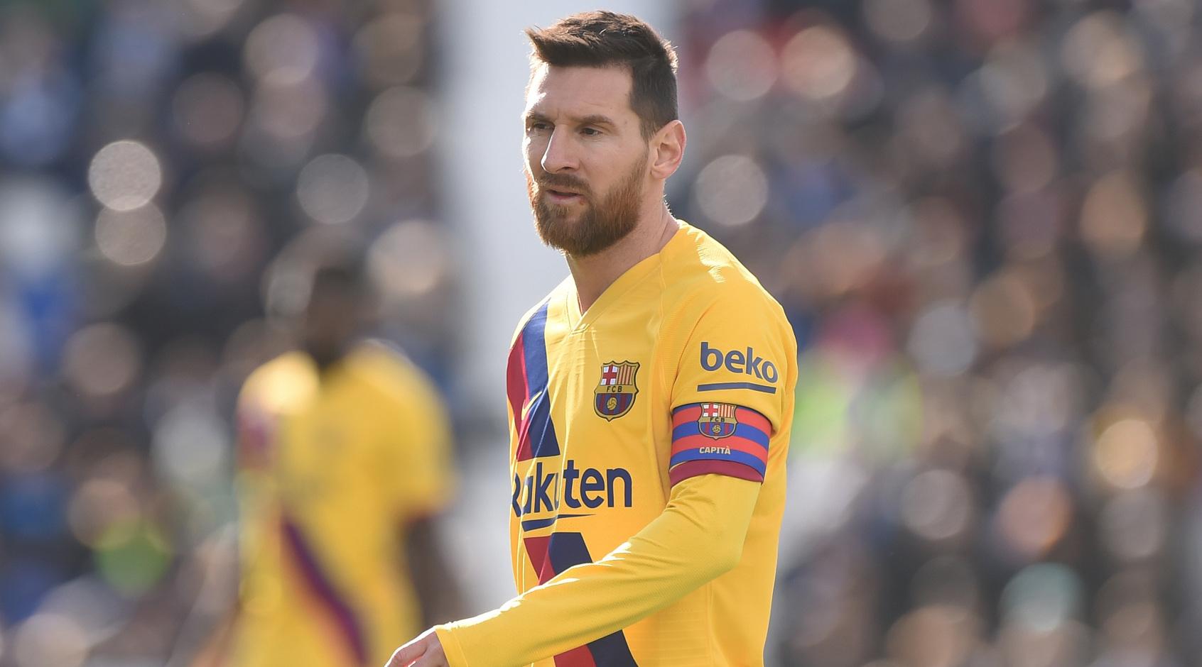 """Месси угрожает разрывом контракта с """"Барселоной"""", если клуб не вернет Неймара"""