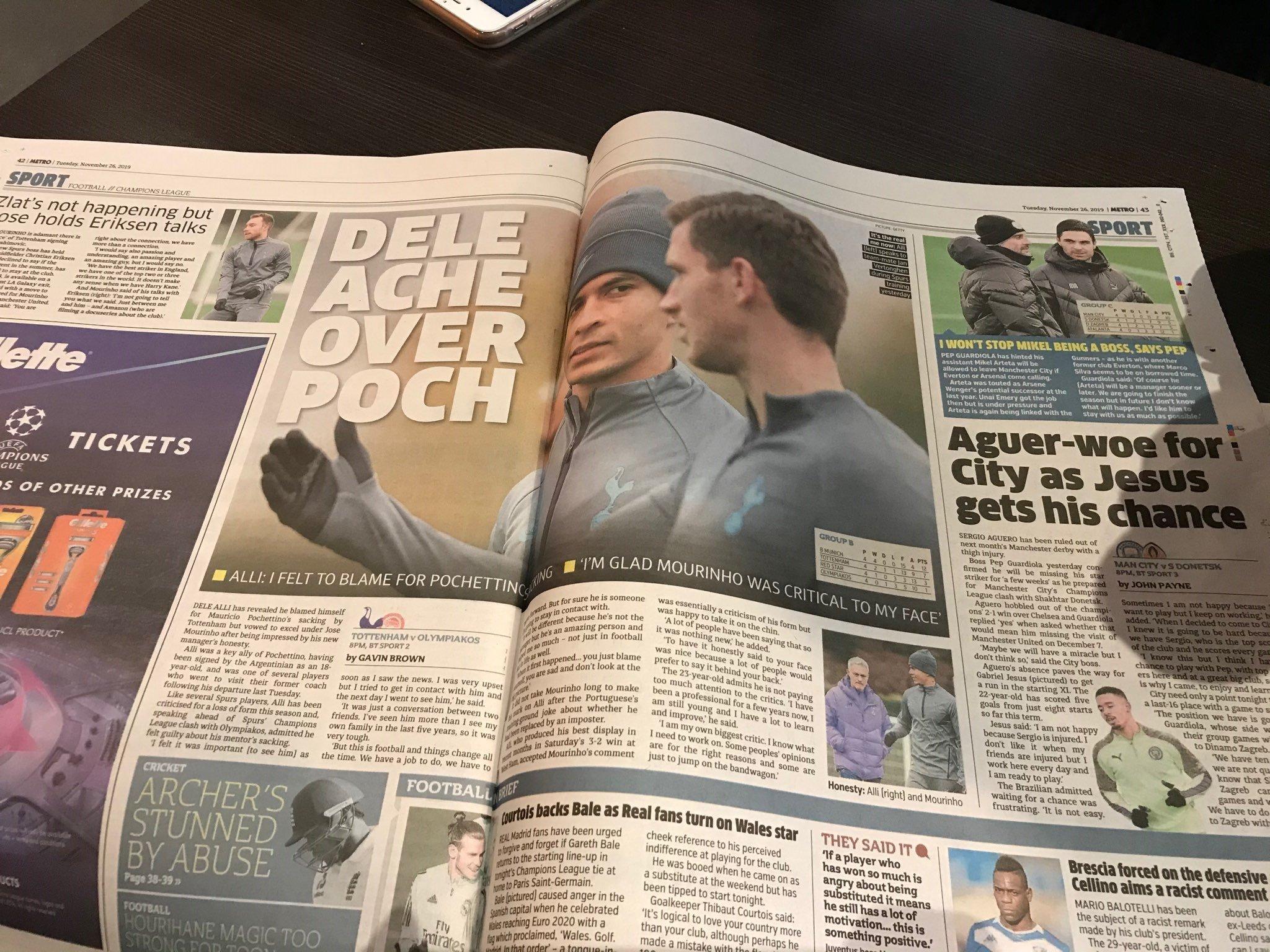 """В тени у """"особенного"""": матч """"Манчестер Сити"""" - """"Шахтер"""" английская пресса почти не заметила (+ Фото) - изображение 3"""