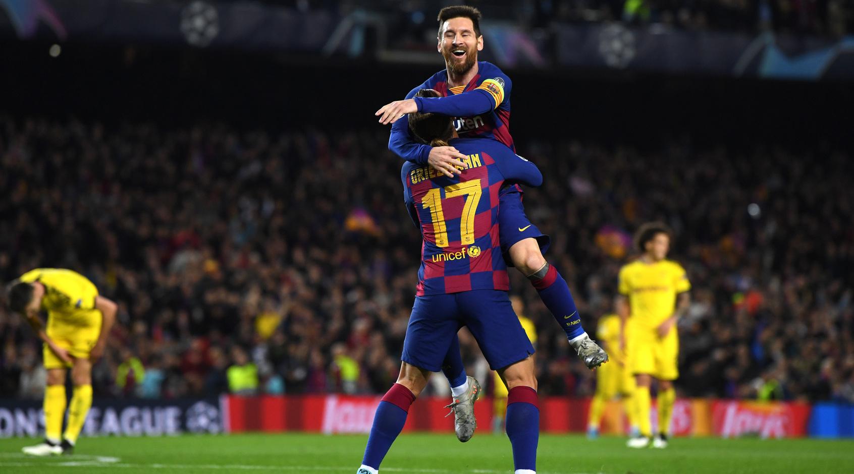 Лионель Месси стал автором рекорда Лиги чемпионов, забив 34-му клубу
