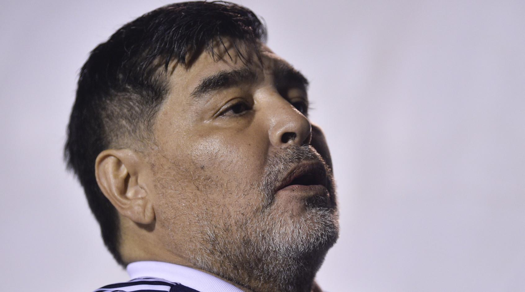 """Диего Марадона может возглавить испанский """"Эльче"""""""