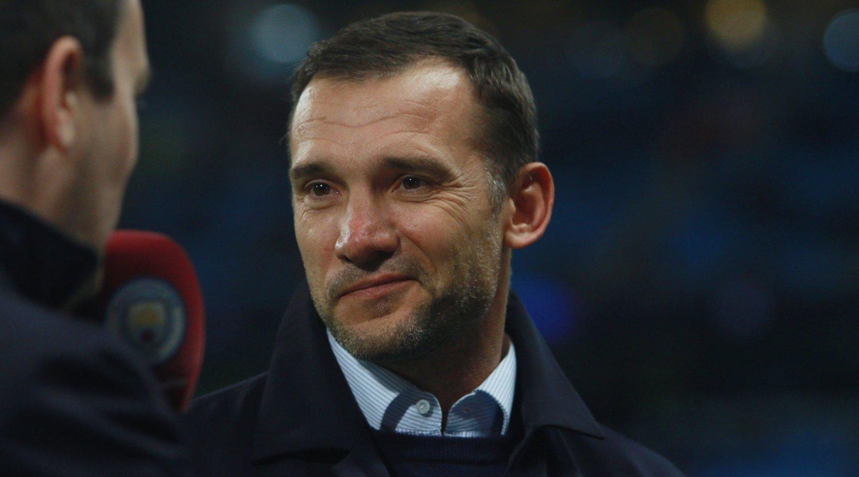 """Андрей Шевченко: """"Важно будет, сколько игр мы выиграем в группе"""""""
