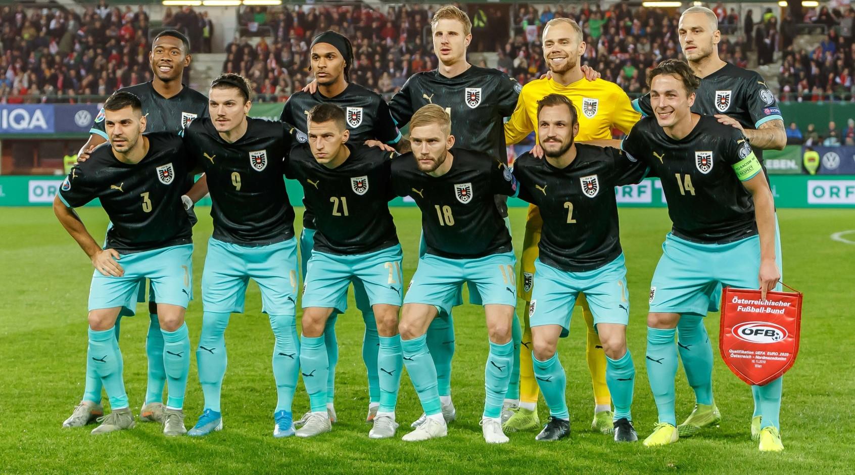 Тактический анализ игры сборной Австрии от голландского журналиста