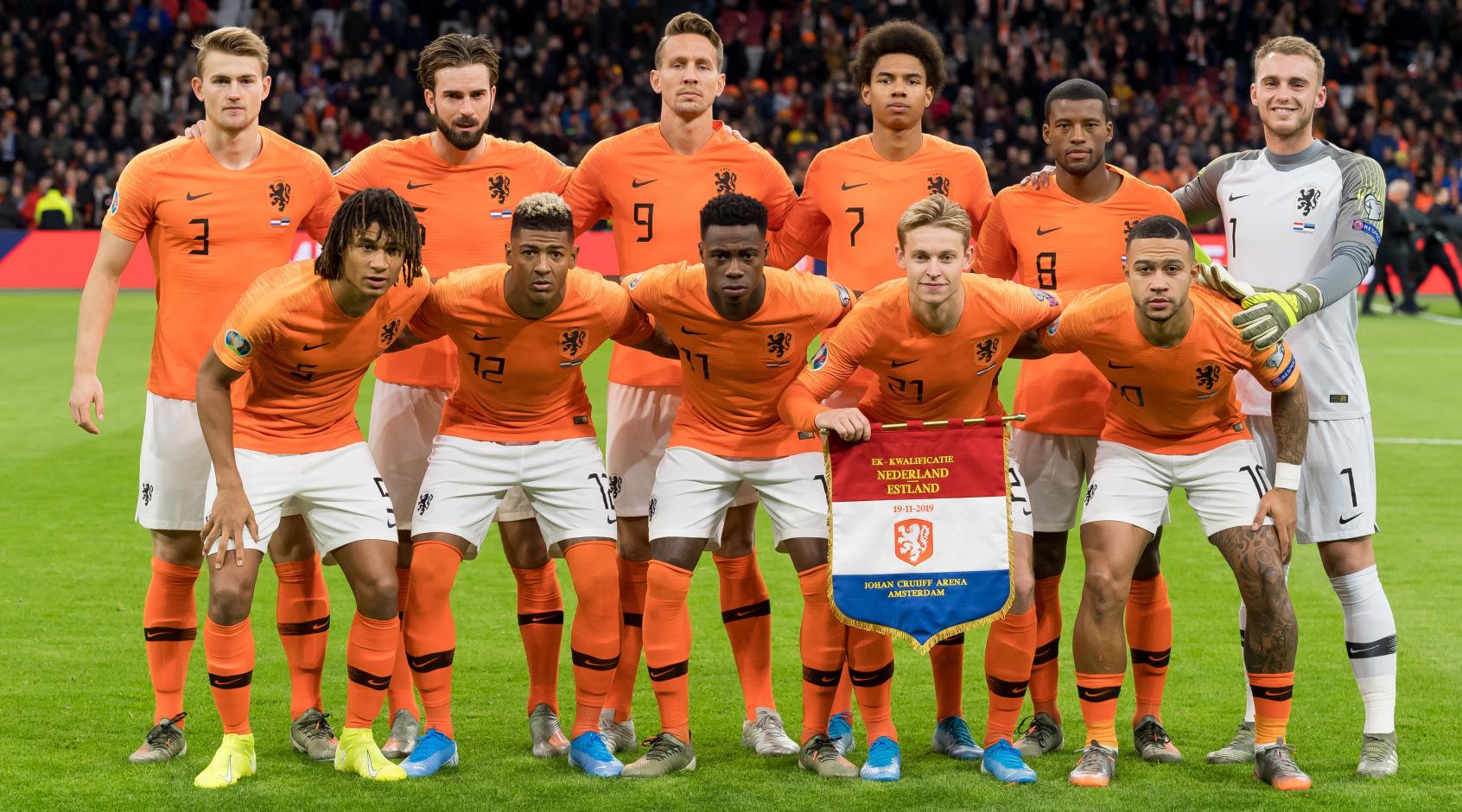 АФС: у сборной Нидерландов есть проблемная зона