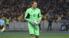 Андрей Пятов - лучший вратарь Украины в 2019-м году