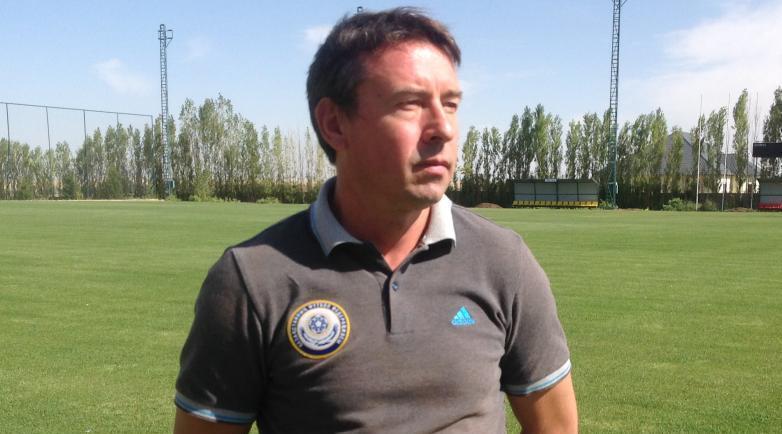 Роман Заев - лучший тренер женской команды