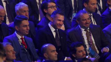 Андрей Шевченко - лучший тренер Украины в 2019-м году