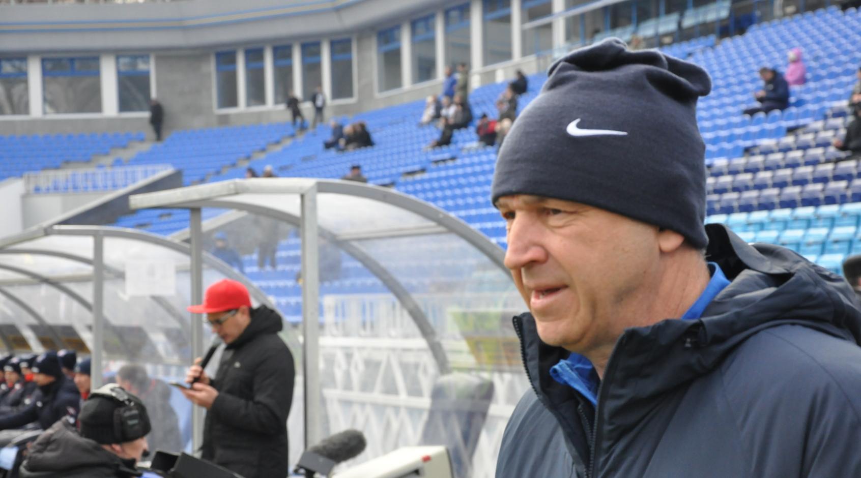 """Александр Рябоконь: """"С приходом Гуцуляка и Тотовицкого будем перестраивать игру на что-то похожее на 4-2-4"""""""