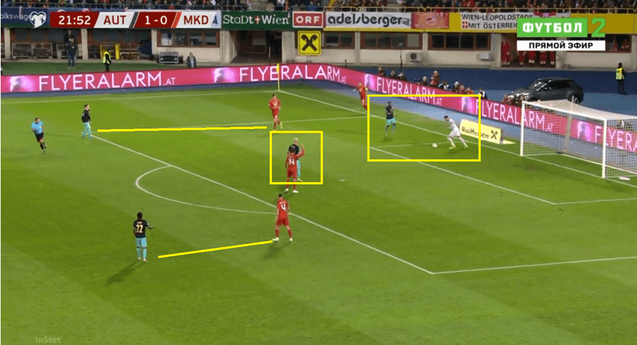 Тактический анализ игры сборной Австрии от голландского журналиста - изображение 5