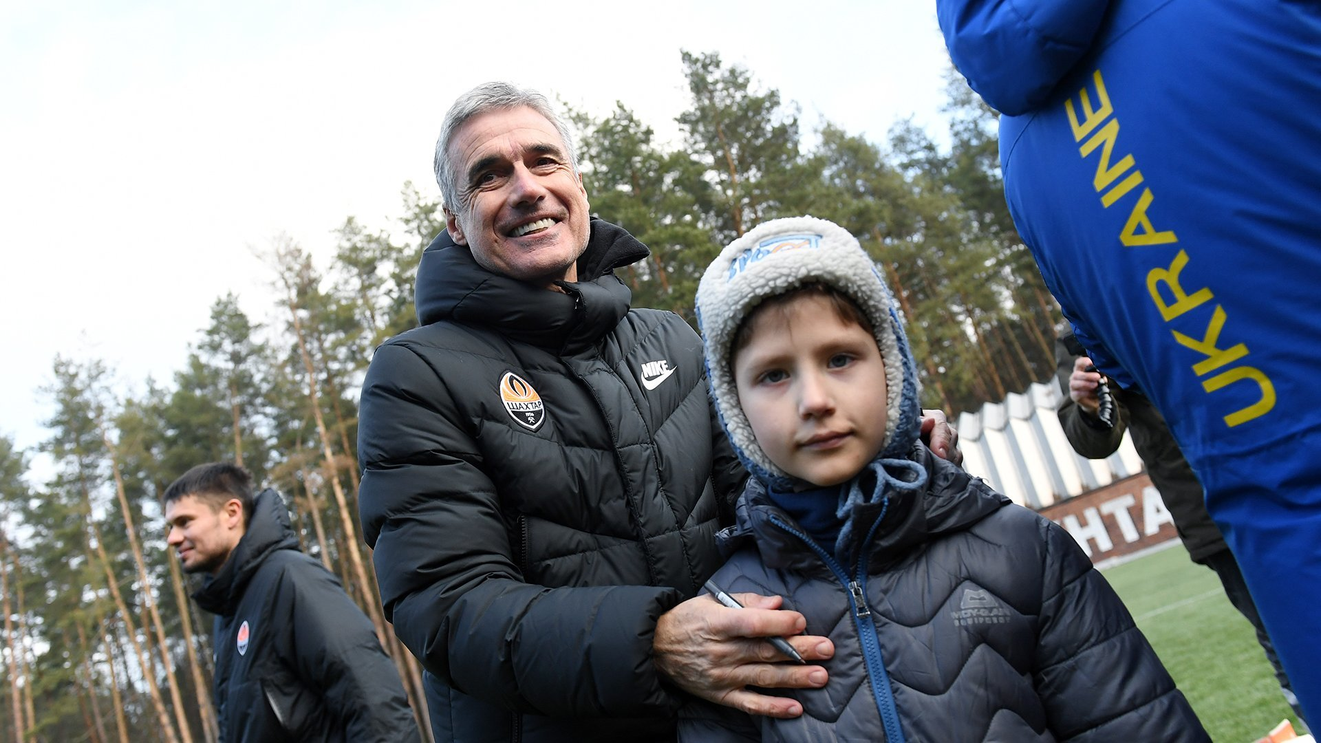 """Шахтер"" поздравил детей (+Фото) - изображение 13"