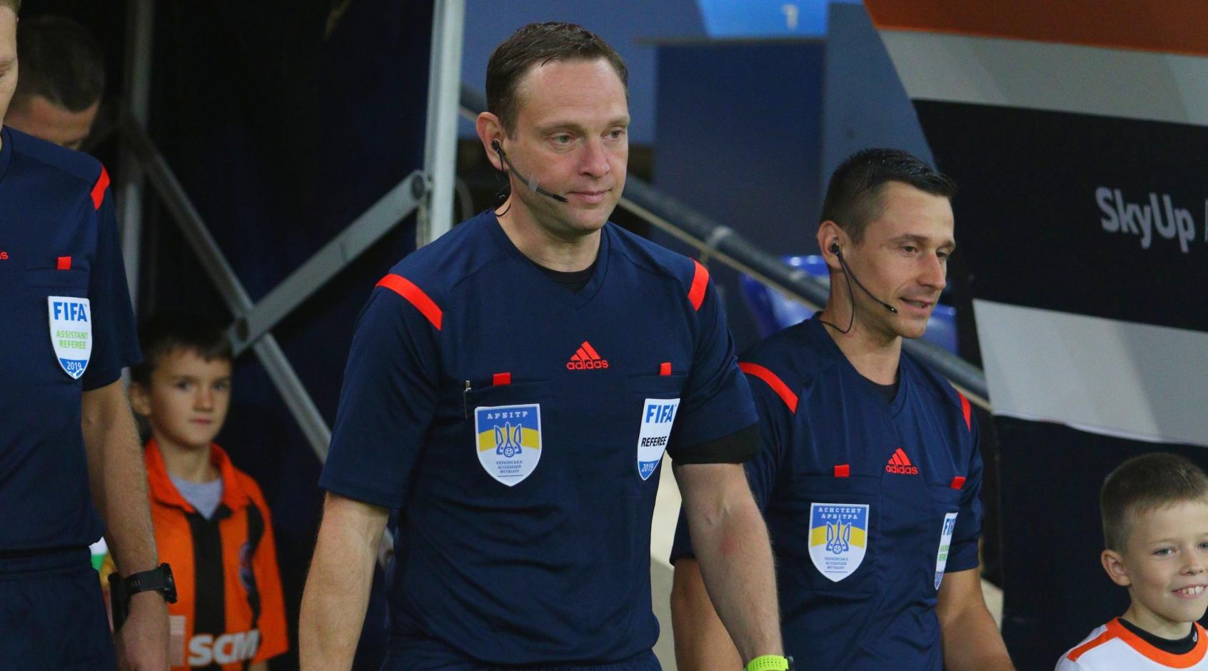 """Евгений Арановский: """"Работа с VAR  – это направлено на прозрачность футбола"""""""