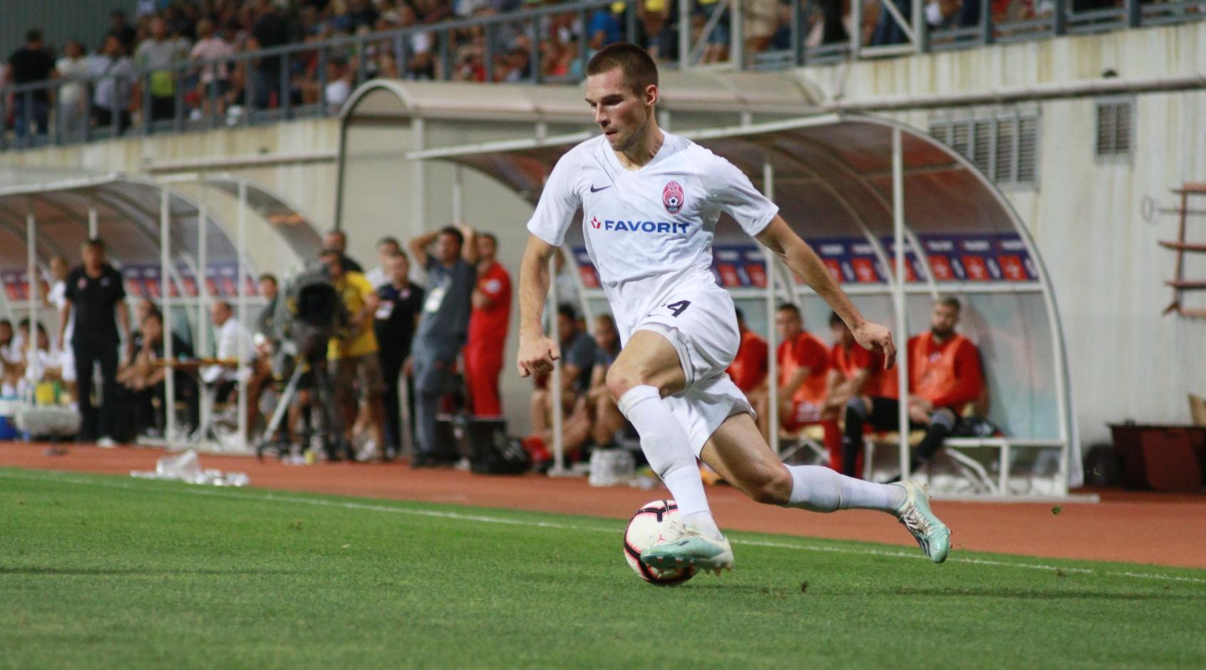 Богдан Михайліченко — найкращий гравець 17-го туру Favbet Ліги