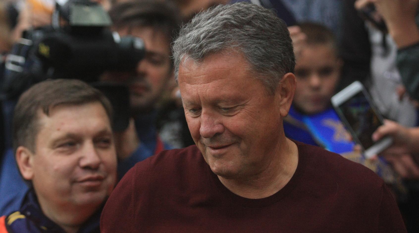 """Мирон Маркевич: """"Після фіналу Ліги Європи в мене було два серйозних запрошення"""""""