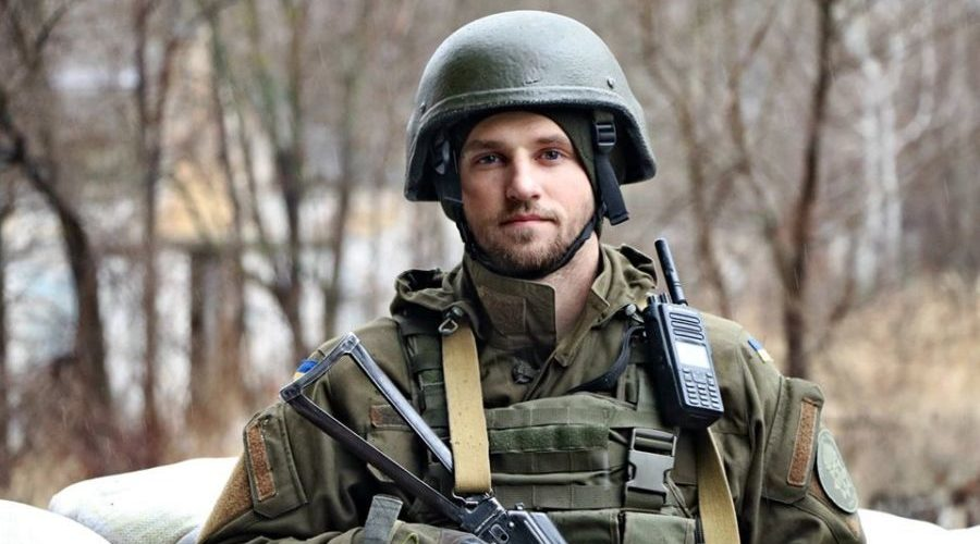 """Екс-гравець """"Волині"""" і вінницької """"Ниви"""" Максим Пилипенко служить у зоні ООС"""