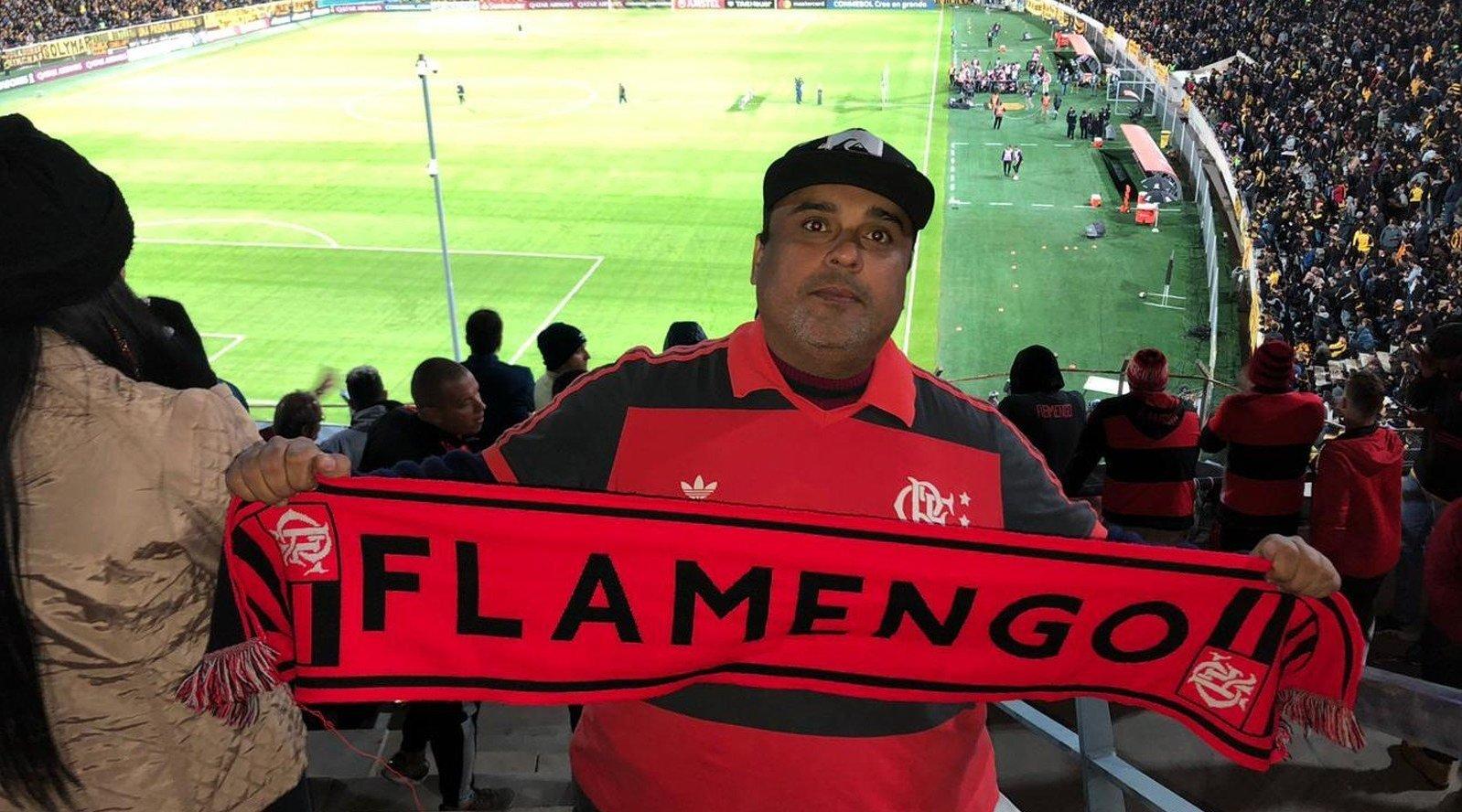 """Фанат """"Фламенго"""" уволился с работы и занял у мамы 5000 долларов, чтобы попасть на клубный чемпионат мира"""