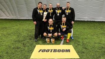 Спарта (Кривий Ріг) - переможець Зимового кубку Footboom 2019