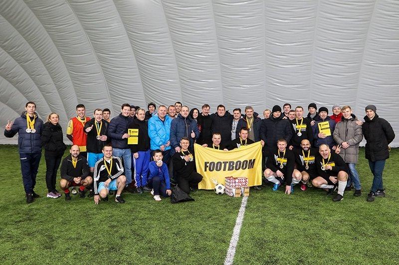 Спарта (Кривий Ріг) - переможець Зимового кубку Footboom 2019 - изображение 19
