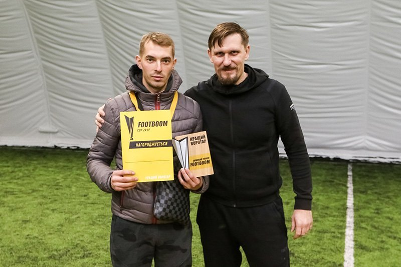 Спарта (Кривий Ріг) - переможець Зимового кубку Footboom 2019 - изображение 14
