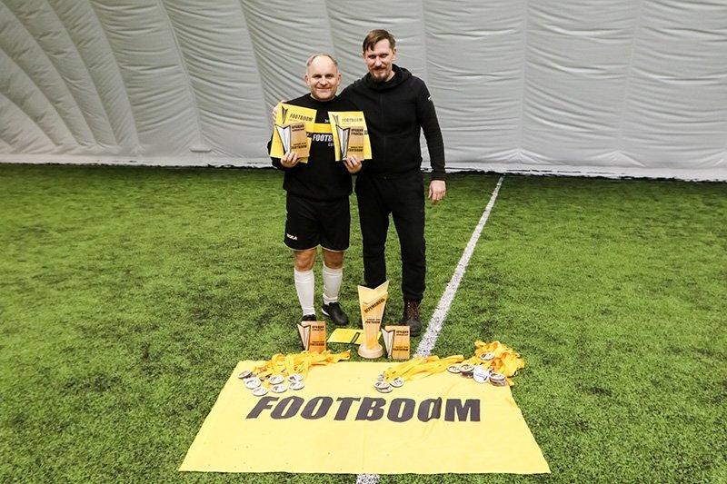 Спарта (Кривий Ріг) - переможець Зимового кубку Footboom 2019 - изображение 15