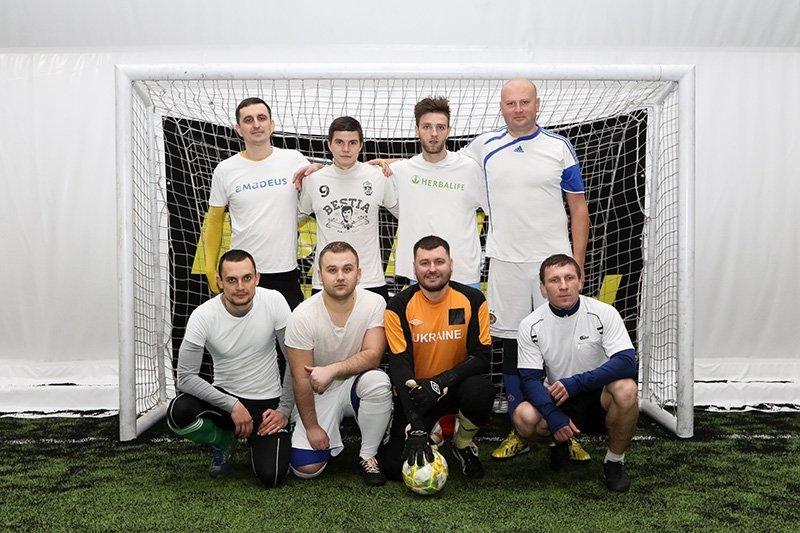 Спарта (Кривий Ріг) - переможець Зимового кубку Footboom 2019 - изображение 3