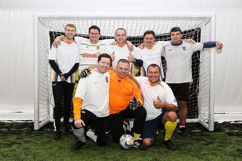 Спарта (Кривий Ріг) - переможець Зимового кубку Footboom 2019 - изображение 4