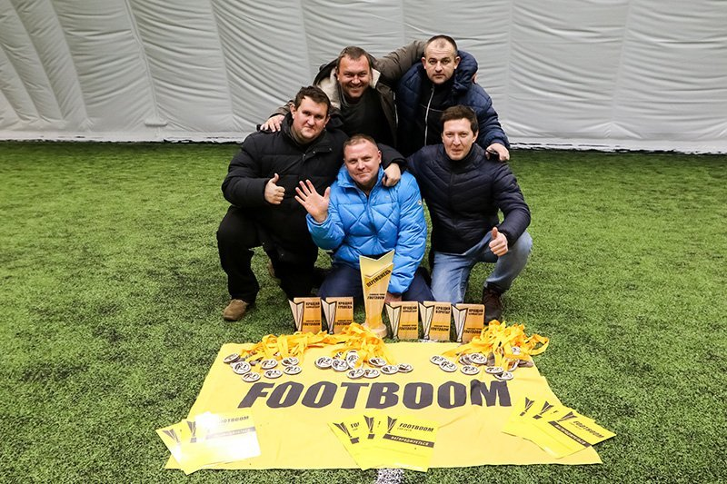 Спарта (Кривий Ріг) - переможець Зимового кубку Footboom 2019 - изображение 7