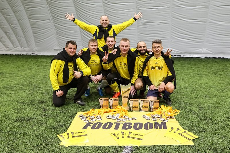 Спарта (Кривий Ріг) - переможець Зимового кубку Footboom 2019 - изображение 9