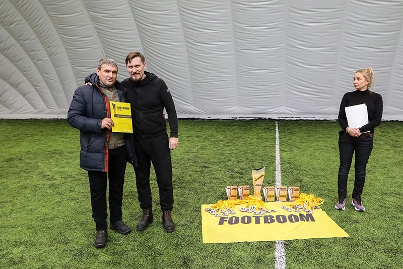 Спарта (Кривий Ріг) - переможець Зимового кубку Footboom 2019 - изображение 11