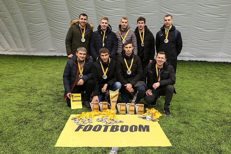 Спарта (Кривий Ріг) - переможець Зимового кубку Footboom 2019 - изображение 12
