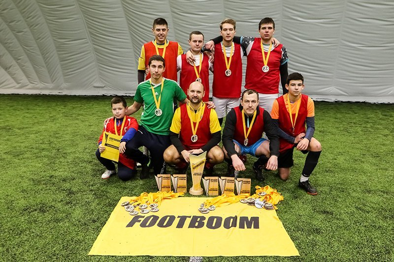 Спарта (Кривий Ріг) - переможець Зимового кубку Footboom 2019 - изображение 13