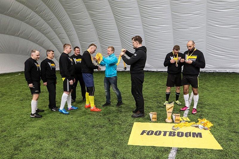 Спарта (Кривий Ріг) - переможець Зимового кубку Footboom 2019 - изображение 16