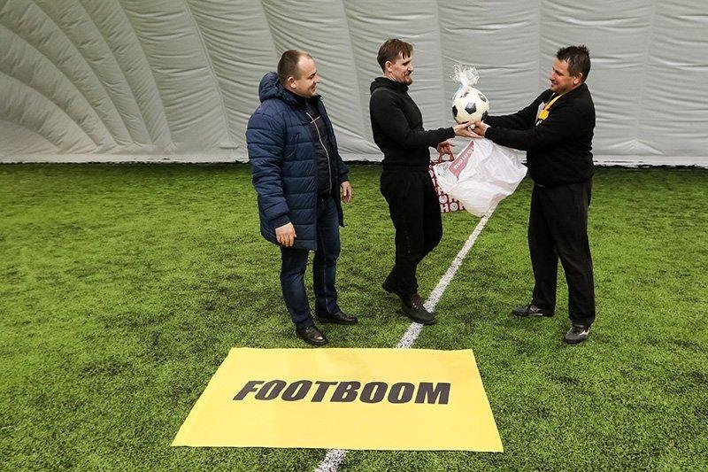 Спарта (Кривий Ріг) - переможець Зимового кубку Footboom 2019 - изображение 18