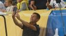 Сергей Кравченко встретился в Италии с Калиничем и Мхитаряном (Фото)